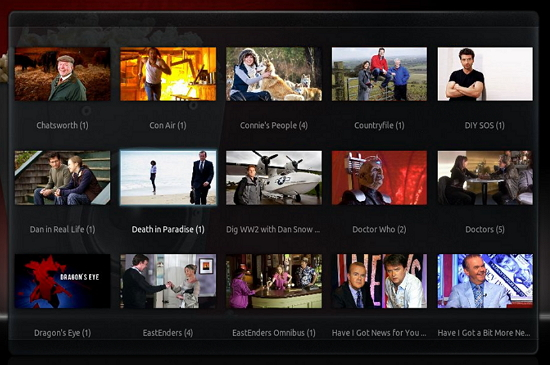 BBC iPlayer on XBMC