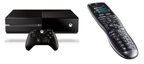 Xbox One and Logitech Harmony 900